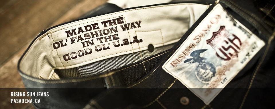 Rising Sun Jeans